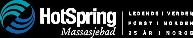 Hot Spring Massasjebad logo