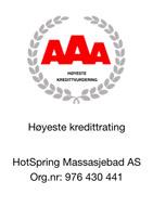 Hot Spring Massasjebad